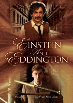 Einstein and Eddington-watch