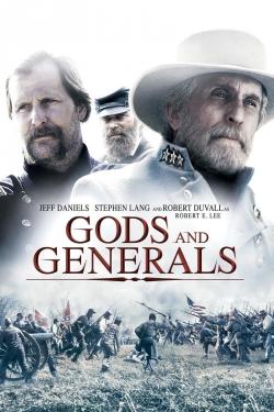 Gods and Generals-watch