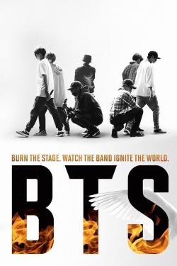 BTS: Burn the Stage-watch