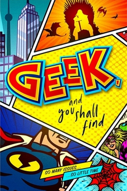 Geek, and You Shall Find-watch