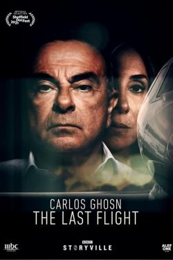 Carlos Ghosn - The Last Flight-watch